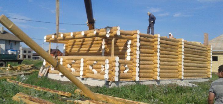 Купить сруб из древесины Мордовии