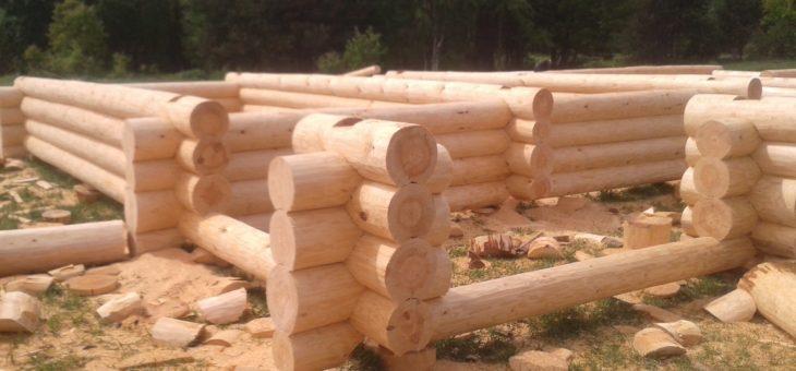 Материалы для строительства деревянной бани