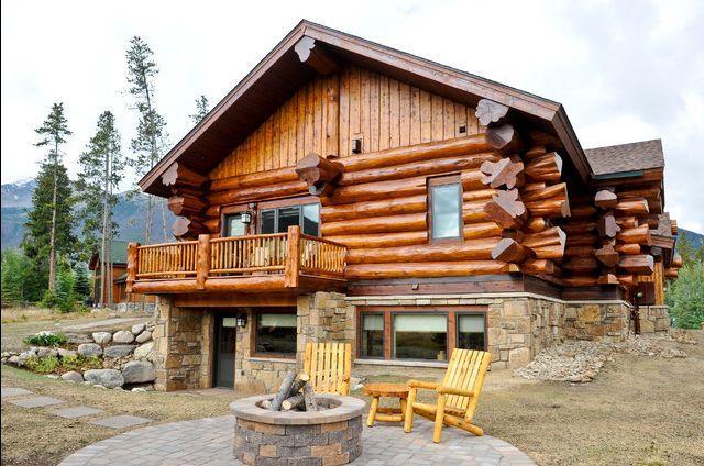 Выбор дизайна интерьера деревянного дома из сруба.
